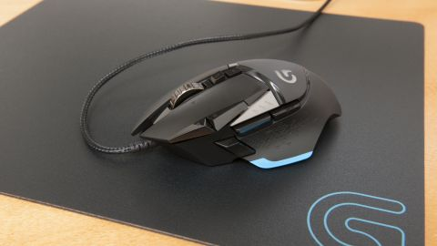 Logitech G502 Proteus Core Wired Gaming Mouse