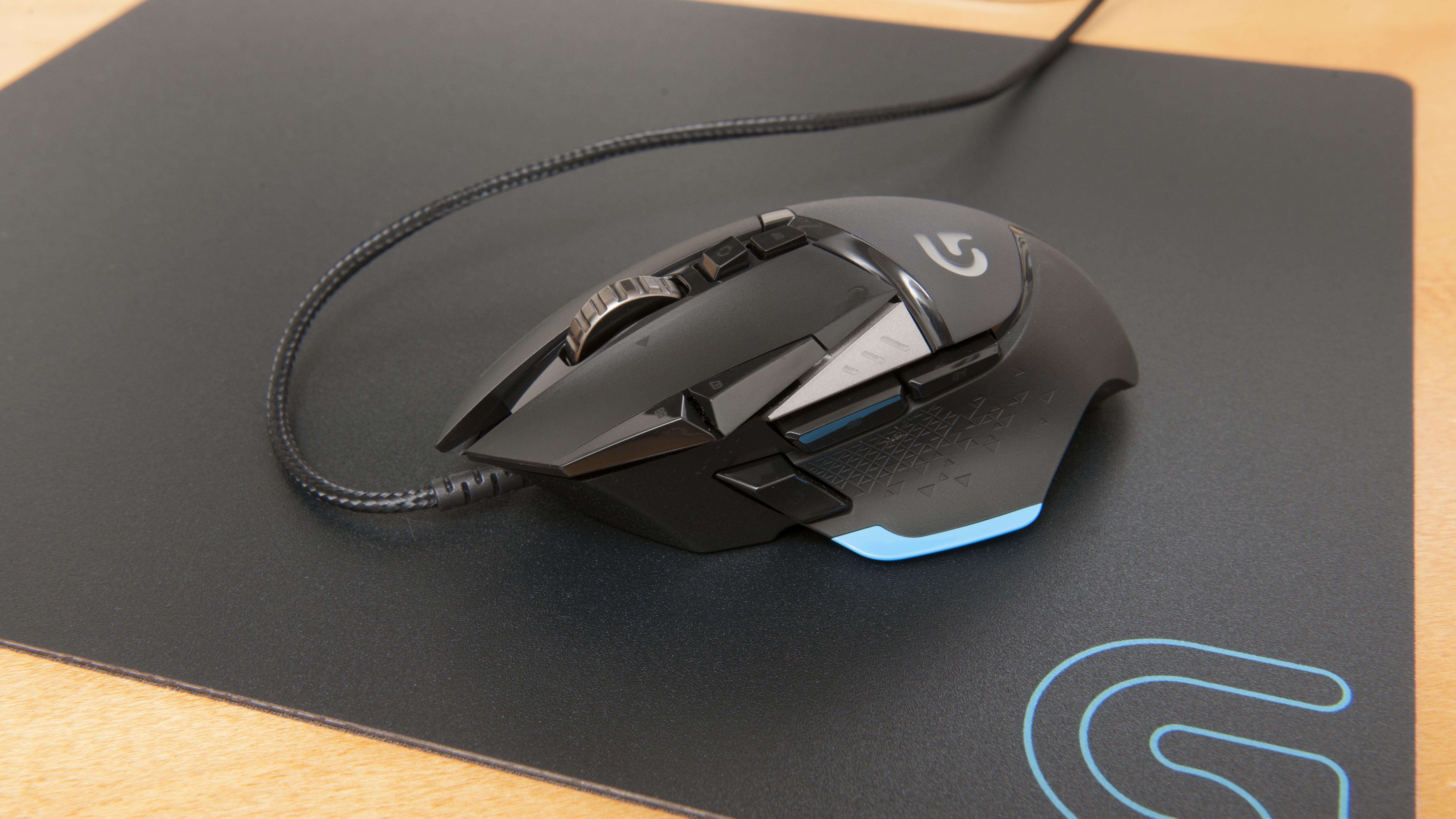 Logitech G502 Proteus Core Gaming Mouse Review Techradar