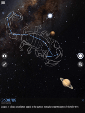 Class Tech Tips: SkyView Free – Explore the Universe!