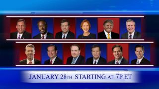 watch fox news presidential debate live stream online