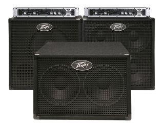 Peavey Headliner Series bass amps