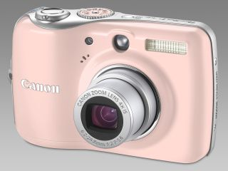 Canon's PowerShot E1 - it's for girls, not you