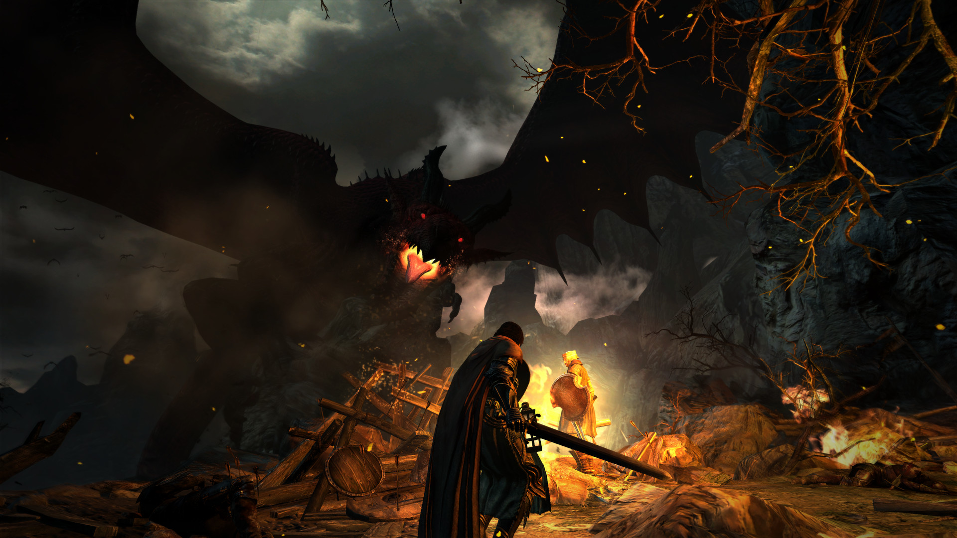 Dragons Dogma Guide 9 Tips For The Best Start Pc Gamer