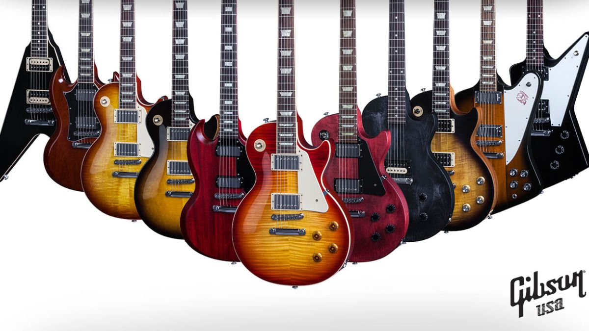 gibson promises best year ever with 2016 electric guitar models musicradar. Black Bedroom Furniture Sets. Home Design Ideas