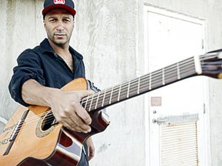 Rage Against The Machine's Tom Morello: we bet he's delighted about all this, not!