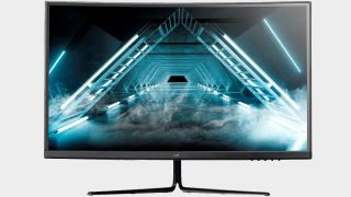 Here's a curved 27-inch monitor with a 144Hz refresh rate for $200