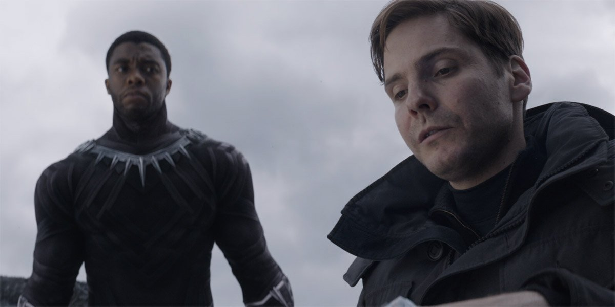 T'Challa confronts Zemo in Captain America Civil War