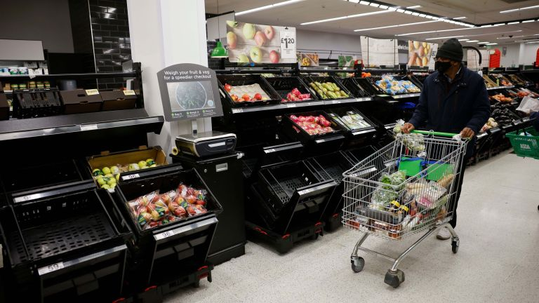 Is panic buying in supermarkets back? The truth about supermarket food shortages in the UK