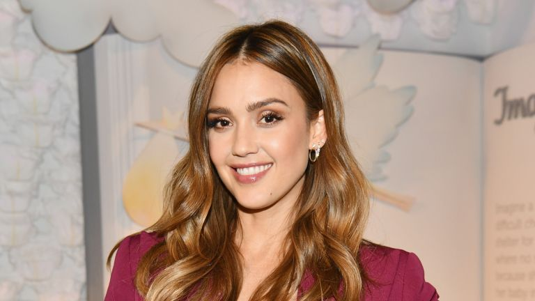 Jessica Alba attends Refinery29's 29Rooms San Francisco: Turn It Into Art Opening Party 2018 at Palace of Fine Arts on June 20, 2018 in San Francisco, California