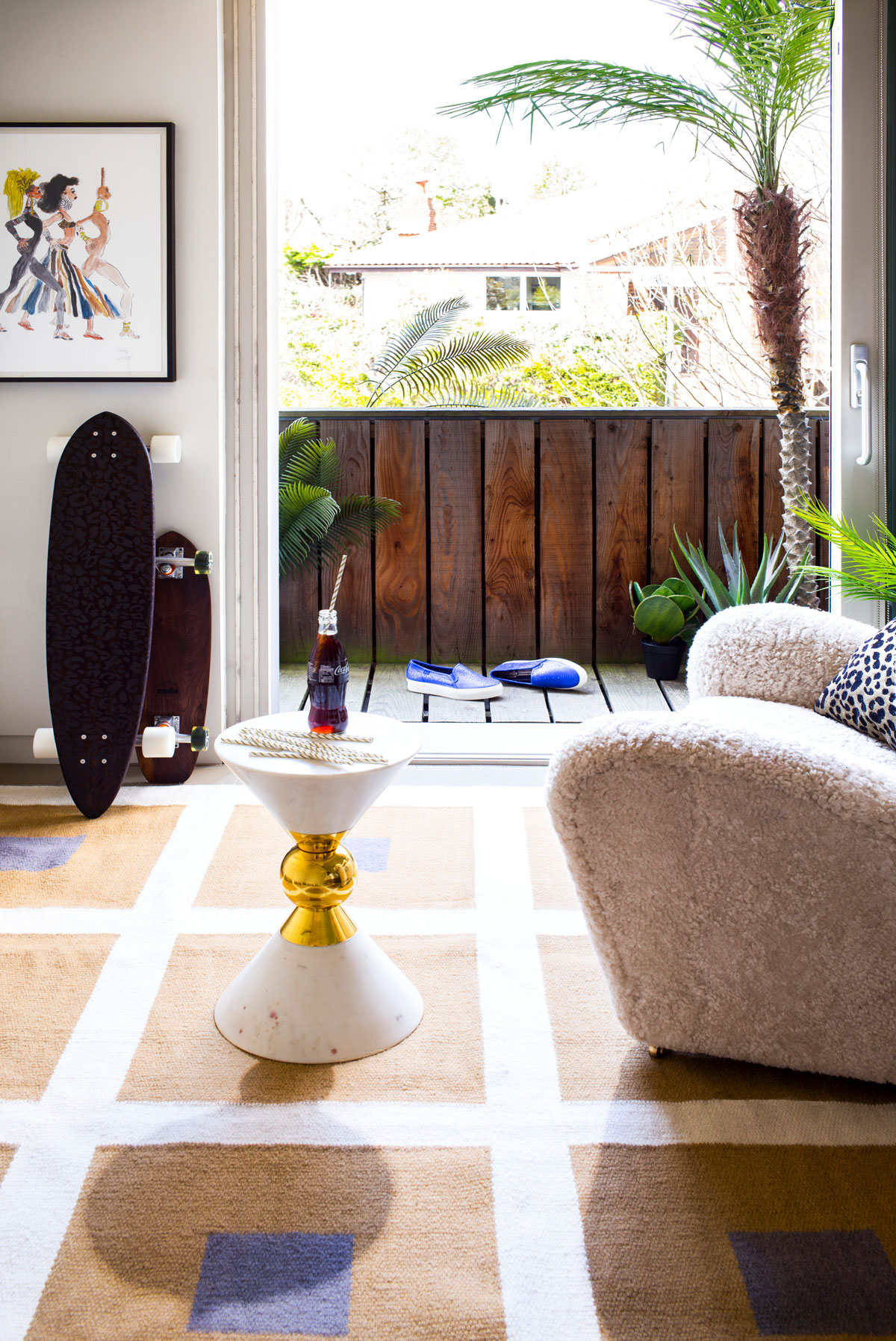 How To Get The 1970s California Cool Look At Home