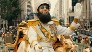 New red-band trailer for The Dictator