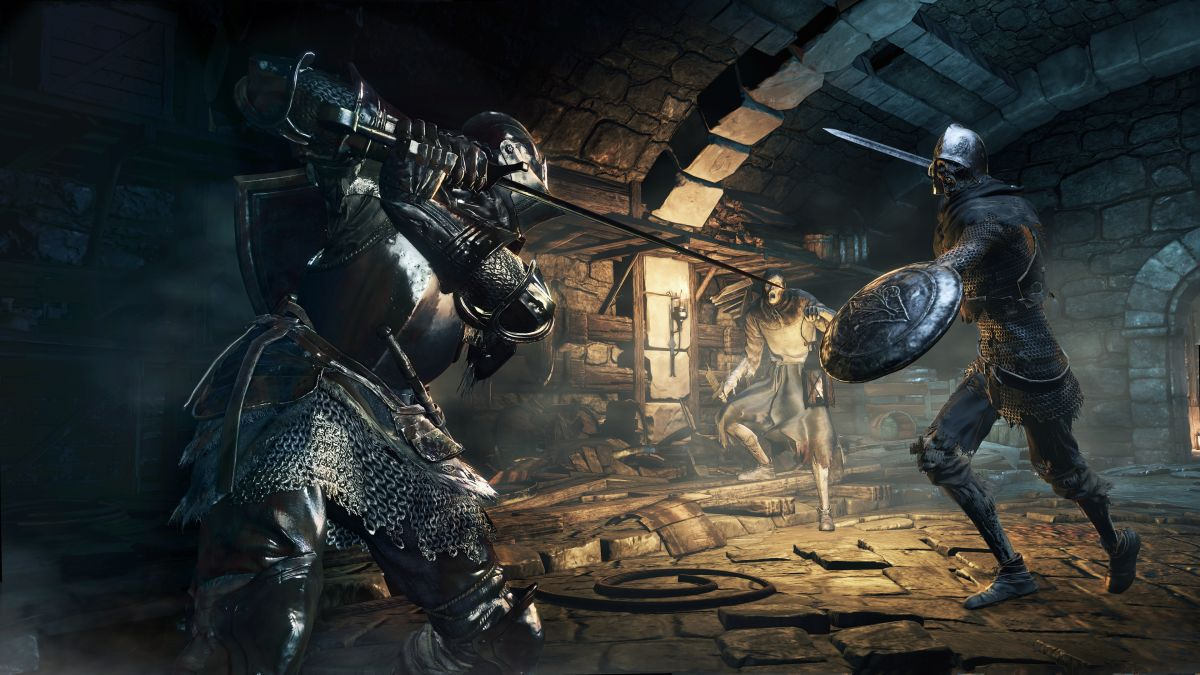 What class should you play in Dark Souls 3?