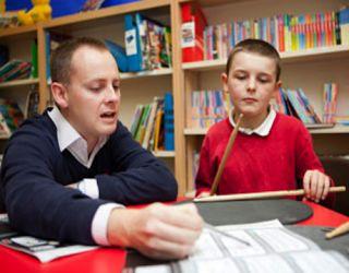 Teacher Tim Senior