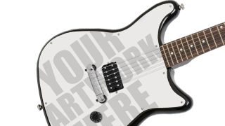 Show off your guitar design skills to the world