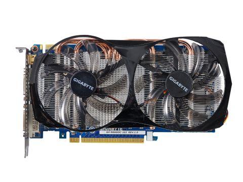 Gigabyte GTX 560 OC Edition