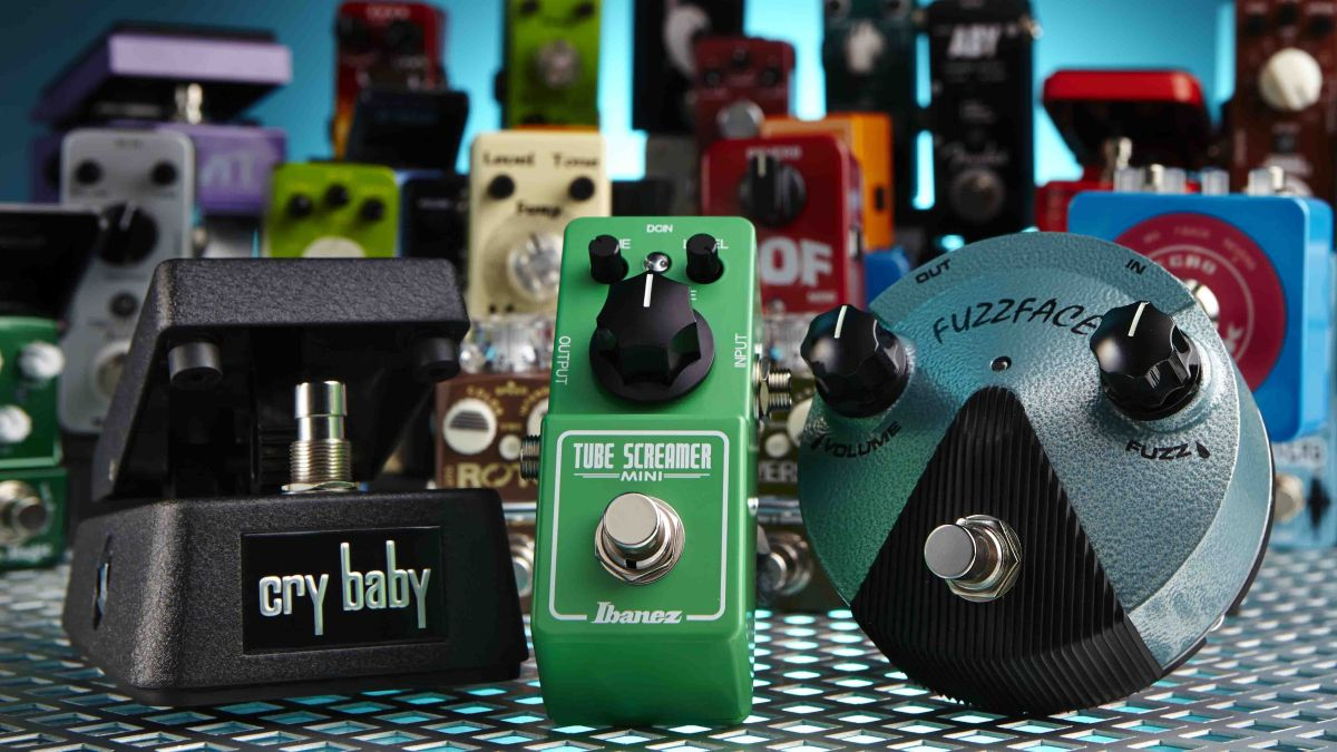 the best mini guitar effects pedals musicradar. Black Bedroom Furniture Sets. Home Design Ideas