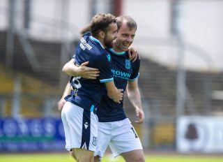 Dundee v West Ham United – Pre Season Friendly – Kilmac Stadium