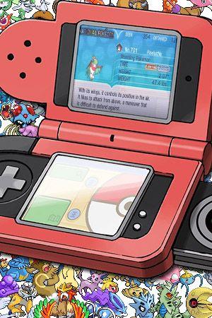 Complete Pokemon X and Y Pokedex