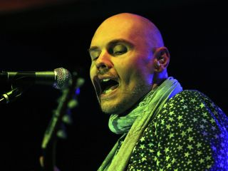 Are you a bass or keyboard whiz? Billy Corgan is looking for you!