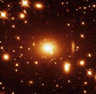 Galaxy Cluster X-ray Revealed