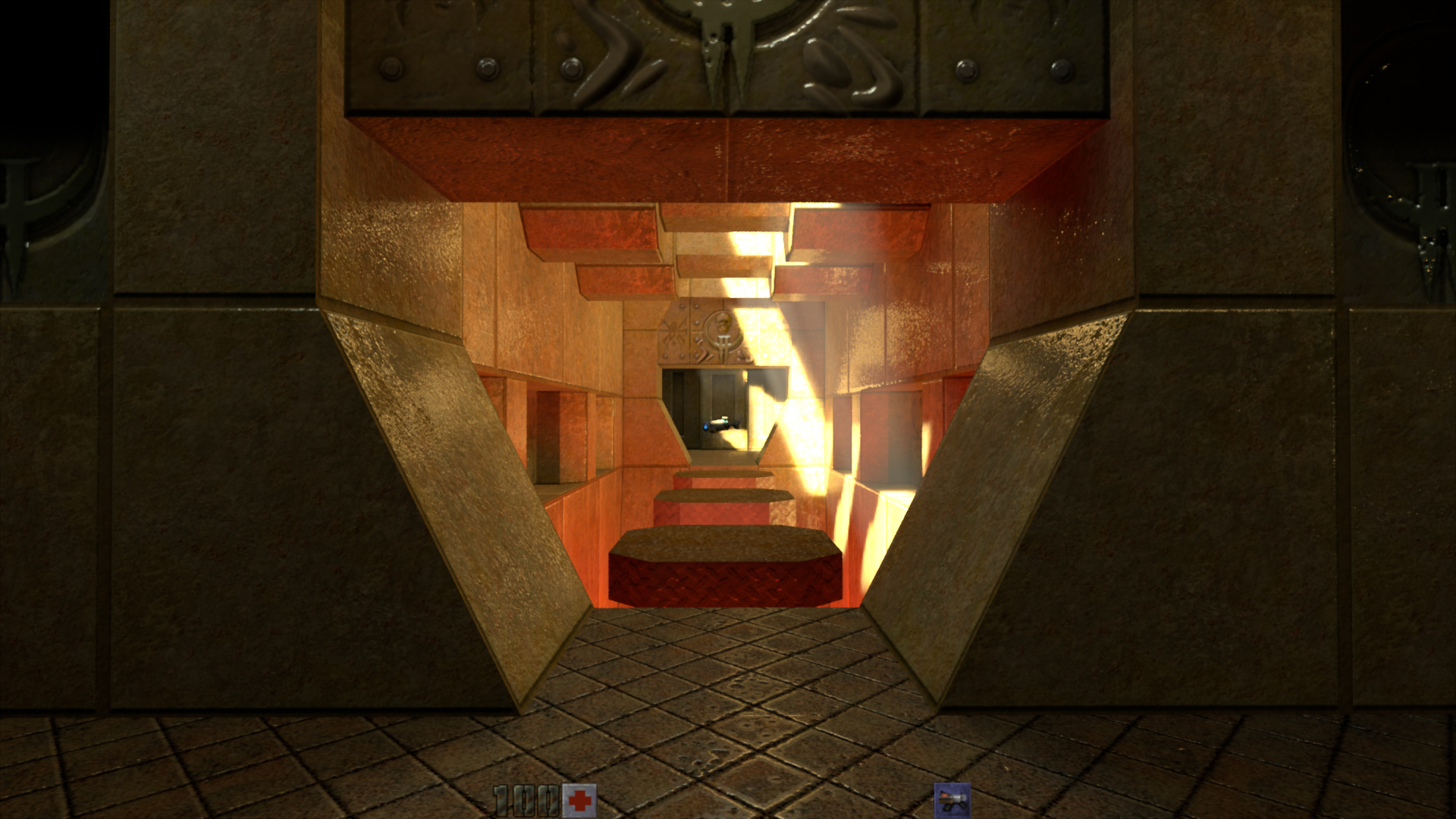 Ray-traced Quake 2 looks stunning | PC Gamer