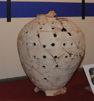 mystery jar from roman britain