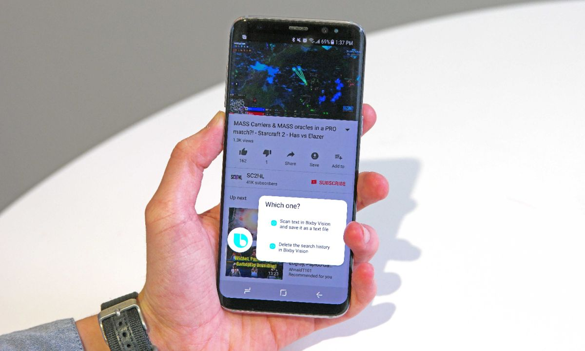 Samsung Bixby Review: Tons of Potential, Still a Work in