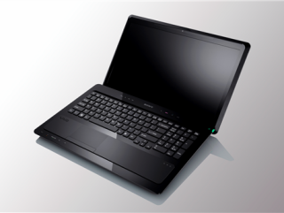 Sony's F series laptop