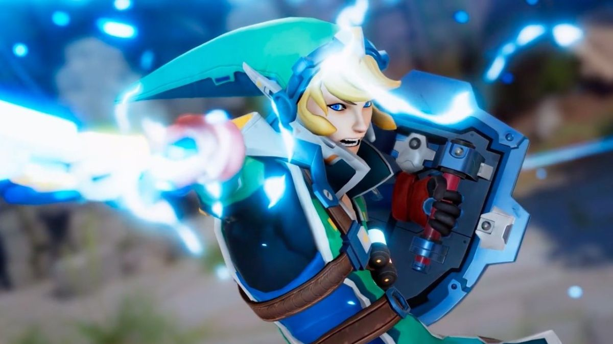 Fan-made trailer imagines Link as the next Overwatch hero