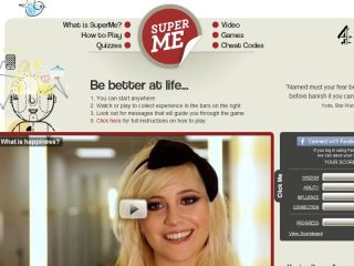 Channel 4 launches Super Me a new initiative aimed at teaching valuable life skills to teenagers