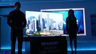 Sharp Aquos 4K Ultra HD UD27