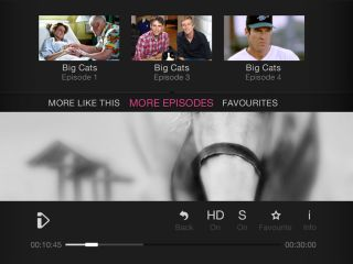 BBC iPlayer - a new UI