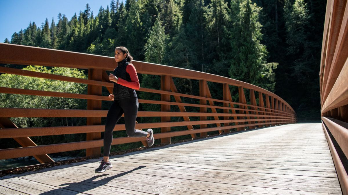 The best leggings for running: for trail running, track time and road running