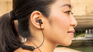 The Klipsch R5 Wireless are tiny wireless sports earbuds