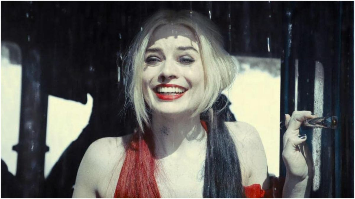 """Margot Robbie talks Harley Quinn in The Suicide Squad: """"She's always going to have more fun when she's in a group"""""""