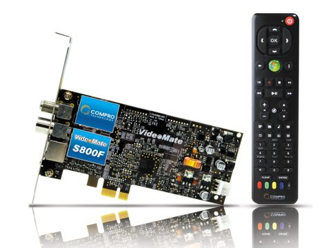 COMPRO TECHNOLOGY VIDEOMATE TV CARD SERIES DRIVERS