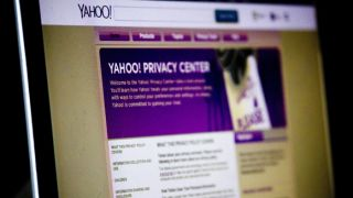 Yahoo privacy center