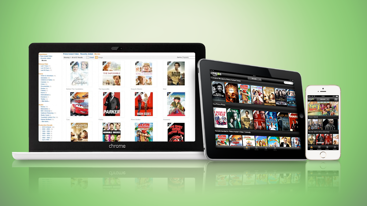 Amazon Prime Instant Video Techradar
