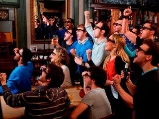 Sky - 3D footy for pubs