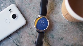 Android Wear Moto 360 watch