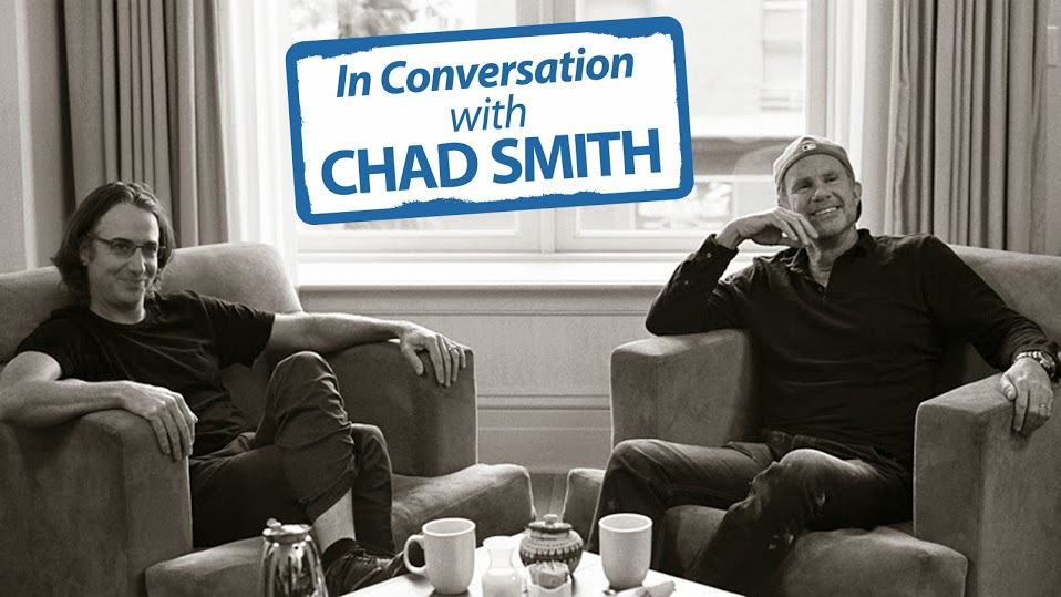 In conversation: Chad Smith with Stone Gossard - video edition