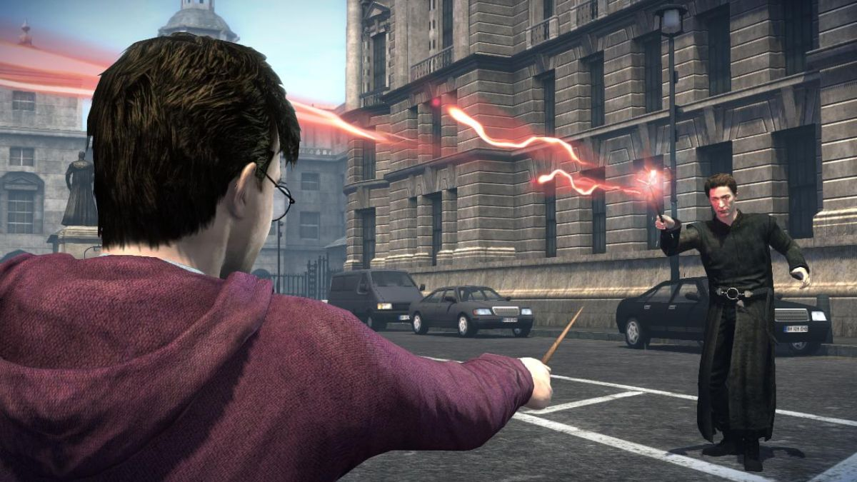 Harry Potter And The Deathly Hallows Part 1 Review Gamesradar