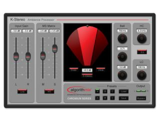 K Stereo is the first in a series of new reference mastering plug ins