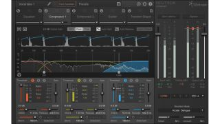 iZotope's Neutron is smarter than the average mixing plugin.