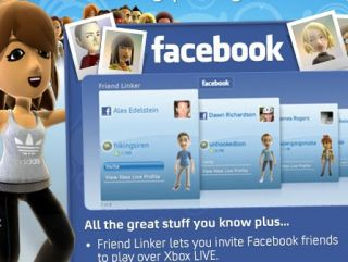 Facebook - now on Xbox 360