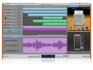 GarageBand '11 is available now as part of iLife '11.