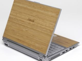 Hug a tree, all the time, with the new bamboo-flavoured Asus