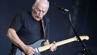 Guitar chord vocab: David Gilmour and Pink Floyd chords