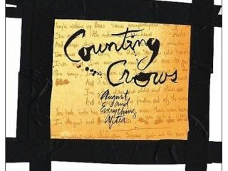 Counting Crows do a Radiohead
