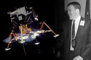 Jack Garman and Apollo 11